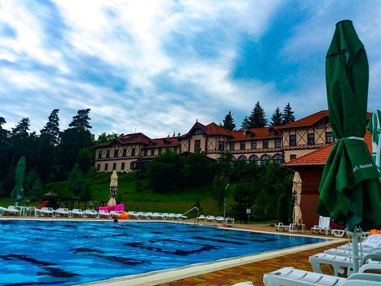 Paradfurdo, Ungheria: Erzsébet Park Hotel - Parádfürdő