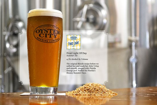 Perry Lynn's: Oyster City First Light on Draft