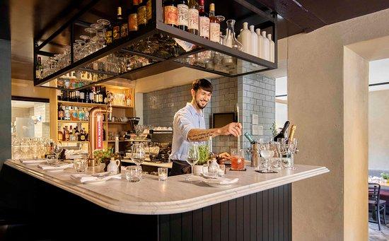 Amano\'s sleek and stylish bar - Picture of Amano, West Malling ...