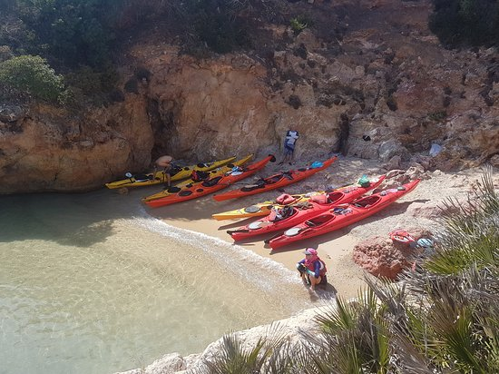 ‪Sea Kayak Sardinia Day Excursion‬