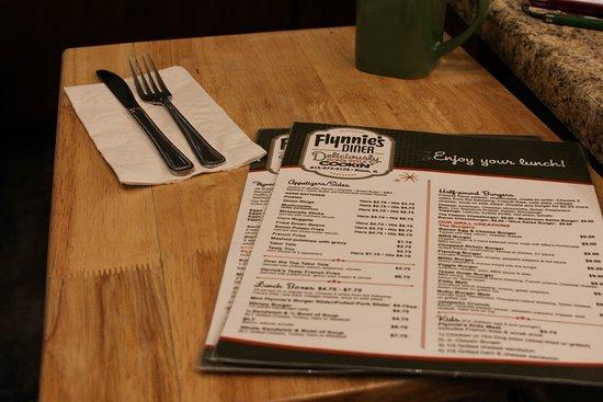 Flynnies Diner Photo