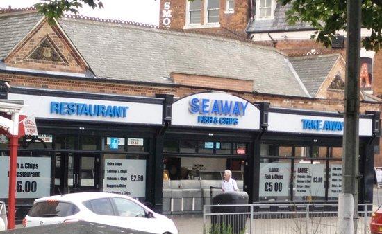 Seaway Restaurant: front