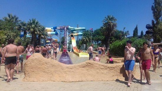 Aqualand Saint-Cyprien ภาพถ่าย