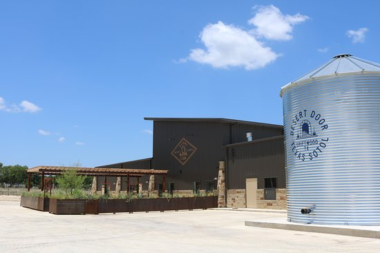 Desert Door Distillery