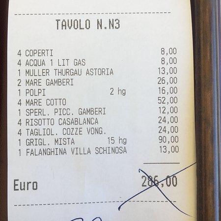 Foto de Casablanca Ristorante Pizzeria