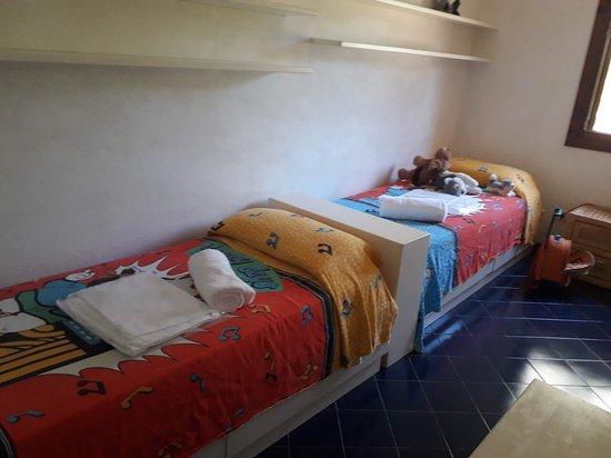 Costa Serena, Italie: Kunderschlafzimmer