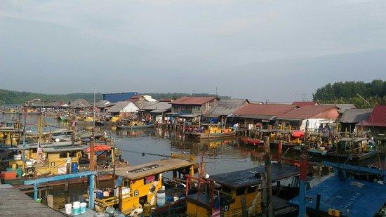 Kuala Sepetang, Малайзия: Port Weld Scenic Bridge