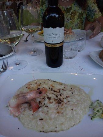 Cadrezzate, Italien: carta dei vini eccellente