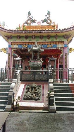 Kuala Kurau, Maleisië: Chew Boo Kong Chinese Temple