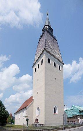 Pfarrkirche St. Lorenz Berching