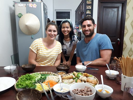 Lua's Kitchen - Vietnamese Cooking Class