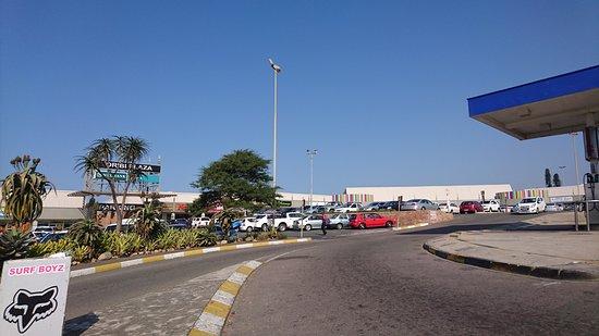 Oribi Plaza