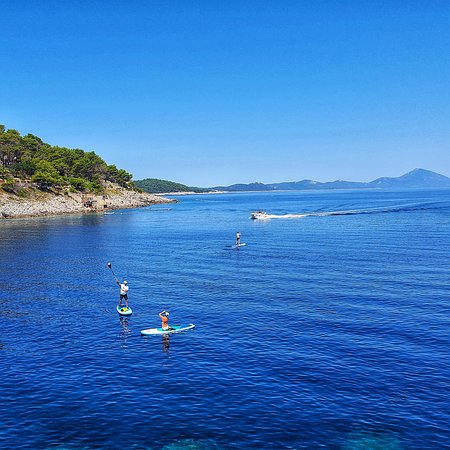 Veli Lošinj, Chorwacja: Perfect SUP day