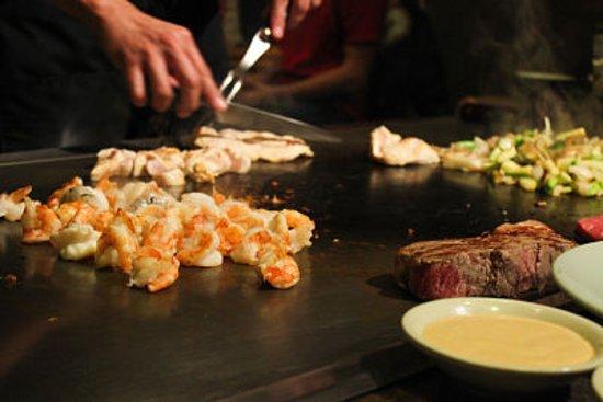 Solon, OH: Akira Sushi and Hibachi