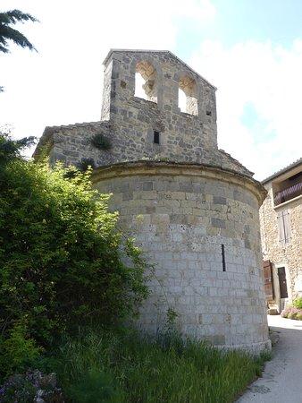 chapelle des Templiers de BRAS 83149 VAR FRANCE