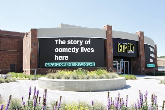 The story of comedy lives here - Jamestown, NY