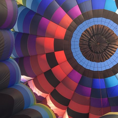 Snohomish Balloon Rides: Photos from our flight