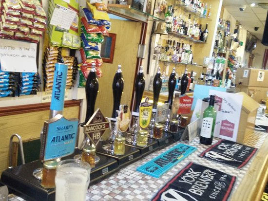 Cleethorpes, UK: taps