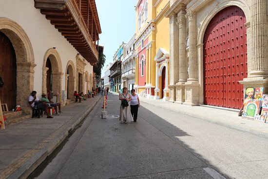 Cartagena District 사진