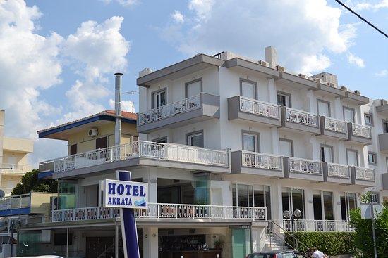 Akrata Beach Hotel Photo