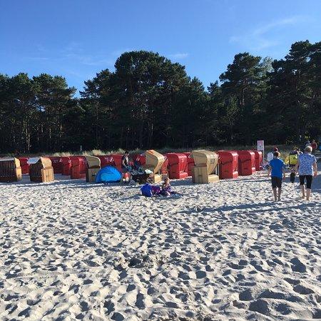 Bilde fra Binzer Strand