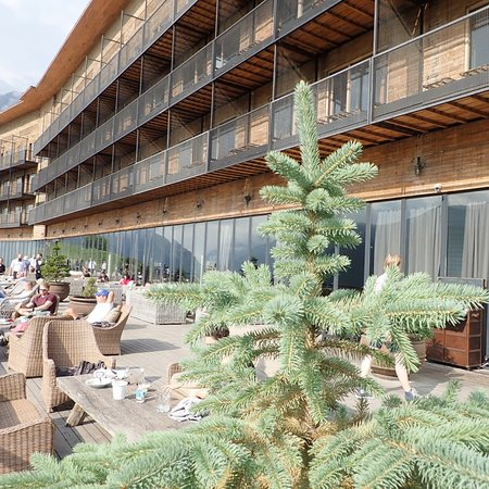 Best Alpine Hotel in Caucasus