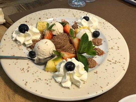 Bad Segeberg, Γερμανία: Ein hervorragendes Dessert