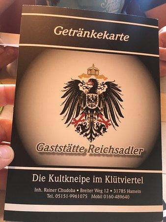 Klutviertel Hameln Karte.Gaststatte Reichsadler Hameln Restaurant Bewertungen