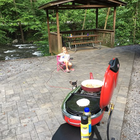 THE GREATEST CAMPGROUND