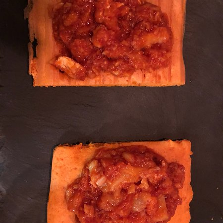 Albuixech, España: Nunca defrauda el chef Gabi. Delicias de alta cocina, un placer para todos los sentidos.