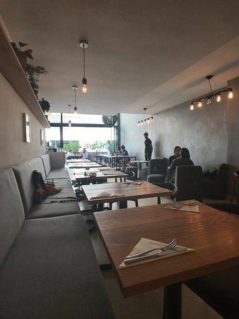 Bondi Coffee Kitchen: Awesome space
