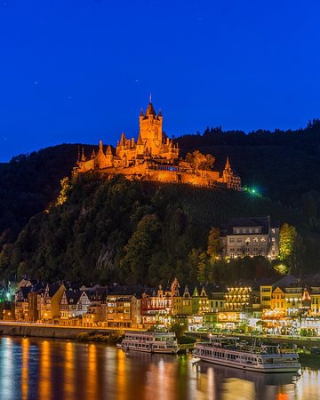 very enjoyable resort with a lot of dutch guests visiting cochem