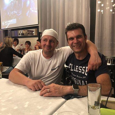 Locana, Italie: Ottima cena con lo chef Michele