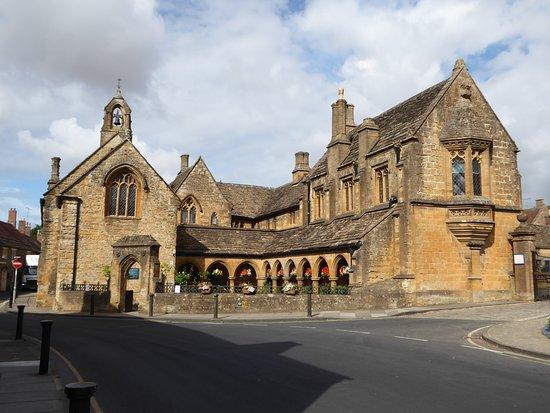 Almshouses of St John