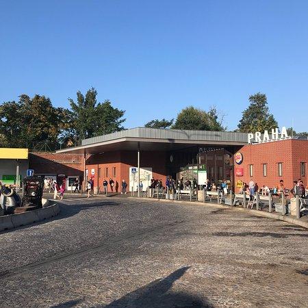Ústřední autobusové nádraží Florenc
