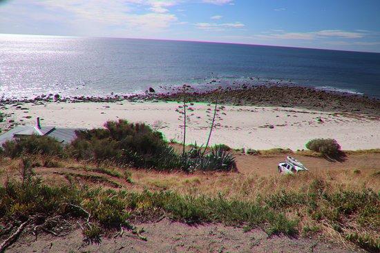 Normanville, Australien: The beach