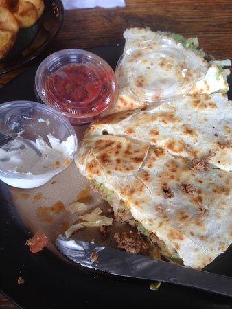 Terra Alta, Западная Вирджиния: Taco Quesadillas