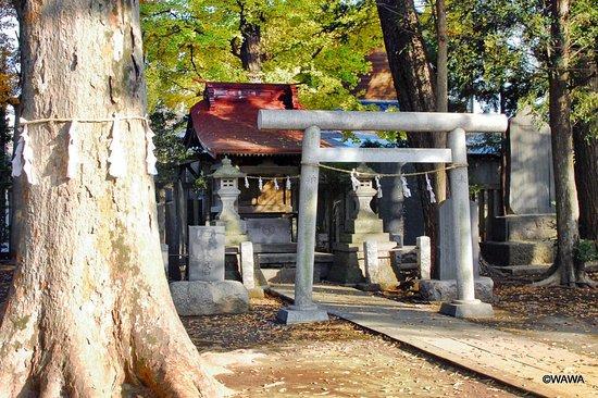 Kamisoshigaya Shrine