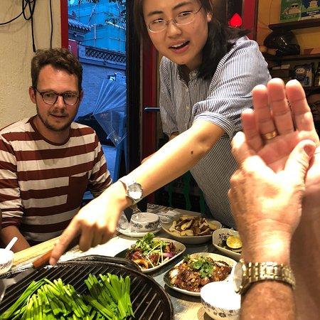 笃笃北京胡同美食与啤酒之旅照片