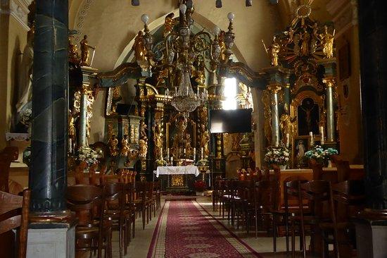Frydman, Polska: inside