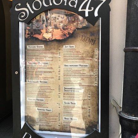 Restauracja Stodola 47