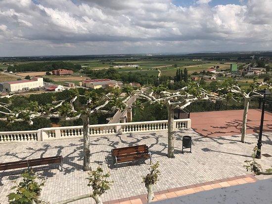 Asados Nazareno: The View!!