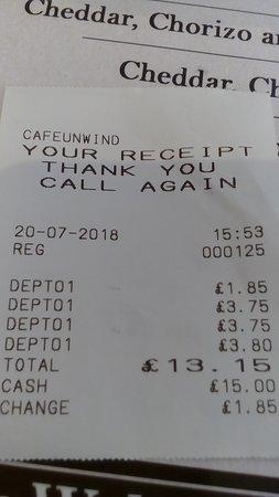 Llantwit Major, UK: What exactly is DEPT01?