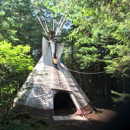 Notre-Dame-des-Bois, Canada: Très beau séjour à la cedriere de la montagne merci beaucoup pour le bon service