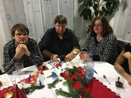 Kuenzelsau, ألمانيا: Weihnachtsfeier