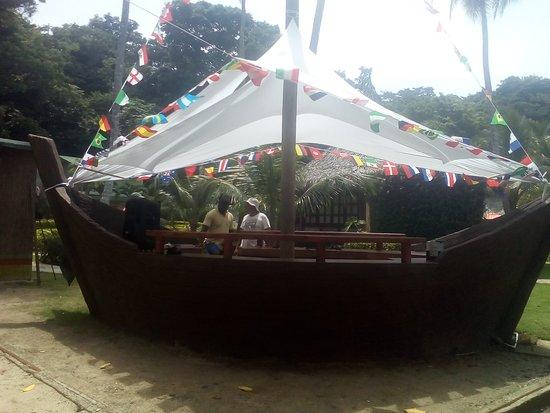 Sapzurro, Colombia: playica