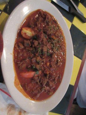 Lindenwold, نيو جيرسي: Bistec a la Mexicana
