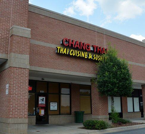 Pfafftown, Carolina del Norte: Spicy Thai