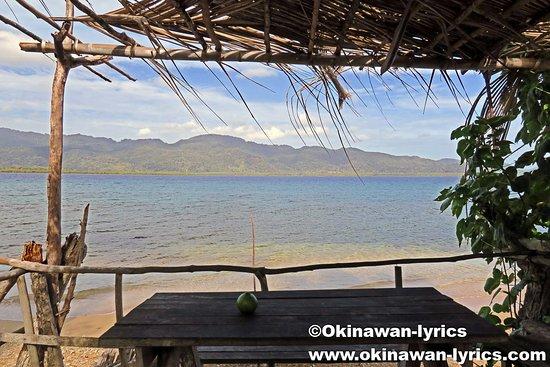 Malekula Island, Vanuatu: Just relaxing.
