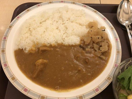 浅草ヨシカミTOKYO CHEF'S KITCHEN 内, ポークカレー